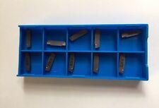 Gemme 2 séparation / DÉCOUPE Outil de tour plaquettes carbure Boîte de 10