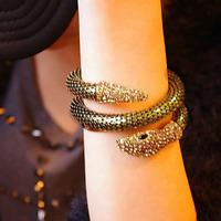 Men Women Fashion Stainless Steel Bracelet Curb Lock Link Bracelet Chain Bangle