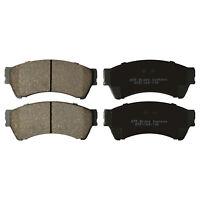 Premium Ceramic Disc Brake Pad REAR Set KFE1679 OPEN BOX