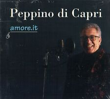 DI CAPRI PEPPINO AMORE .IT CD DIGIPACK SIGILLATO