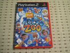 Eye Toy Play Astro Zoo für Playstation 2 PS2 PS 2 *OVP*
