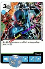 082 THE FLASH A promise of Hope - Uncommon - WAR OF LIGHT - DC Dice Masters