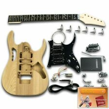 Guitarra Kit - Jem Cromo, Ébano