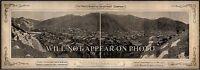 1903 Idaho Springs Idaho Vintage Panoramic Photograph