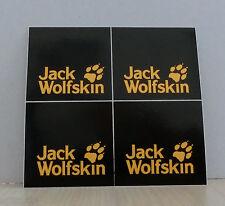 Jack Wolfskin Aufkleber,Sticker,Pfote,Tatzen,Tatze,Draussen ist überall, WOLF, 2
