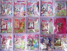 BAYALA Magazine AUSWÄHLEN, Einhorn, Fohlen, SCHLEICH, Pegasus, Mira, Belinda