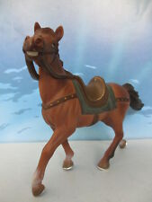 FIGURINE COLLECTION SCHLEICH CHEVALIER CHEVAL MOYEN AGE KGNIGHT 2004 -146