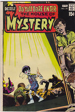 House of Mystery #191 f/vf