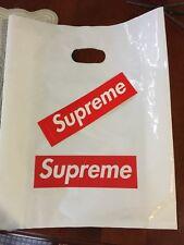Supreme New York tote bag and sticker