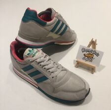 Adidas Originals Zx 500 Syn White Colgate Shoe G02249 2009 UK 9 RARE 2009