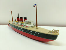 "Arnold - Bateau en tôle ""Ocean Liner"" (Wind-up)"