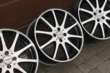 """17"""" GERMAN 4x100 alloys VW Golf polo caddy inca bmw e30 felicia corrado mx5 GTI"""