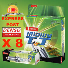 DENSO SPARK PLUG IT20TT X 8 - Ford Falcon BF EB HOLDEN COMMODORE VS VT