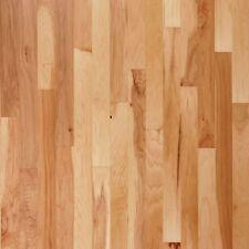 Hickory Natural CLICK LOCK Engineered Hardwood Flooring $1.99/SQFT MADE IN USA