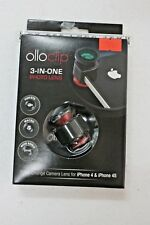 New Olloclip 3-n-1 Photo Lens Quick change Camera Lens for iPhone 4/ 4S