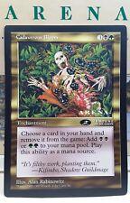 Cadaverous Bloom Jumbo Oversized 6X9 Arena Promo Card MTG Magic Sexy Pimp OOP