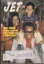 JET MAGAZINE AUGUST 2, 1982 *BOBBY WOMACK*