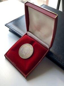 Iraq 1979 - 1 Dinar Pure Silver Coin - Child's Commemorative Issue