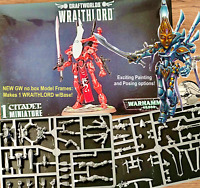 ELDAR WRAITHLORD~CRAFTWORLDS ~NEW GW no box Model ~Games Workshop: WARHAMMER 40K