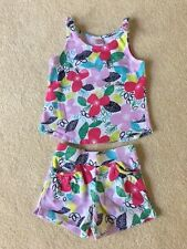 Gymboree girls 2 pc tank and shorts outfit sixe XS (4)