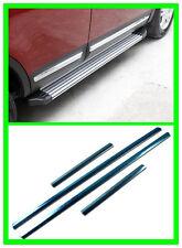 Stainless Side Door Body molding trim Door streamer for Nissan Qashqai 2007-2013
