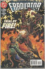 Eradicator #3 : DC Comic Book : October 1996