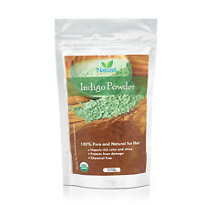 Indigo powder 100gm - Organic, Recipes, Re seal-able pack, high quality