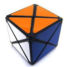 Black MF8 + Smaz Black Dino 2x2 2x2x2 Magic Cube Twist Puzzle Toy