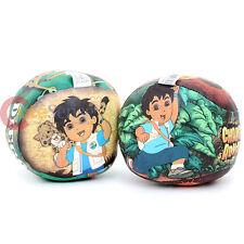 Go Diego Go Soft Ball 2pc Set  PVC Soft Toy