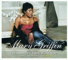 Mary Griffin-je veux Get back with you-MAXI CD nouveau gang Mix Edit