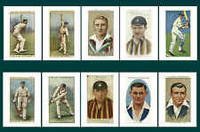 KENT - CIGARETTE CARD HEROES -  POSTCARD SET # 2