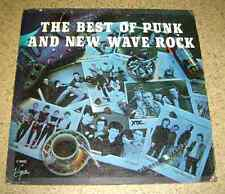 PHILIPPINES:Best Of Punk & New Wave Rock LP SEX PISTOLS Infringement Message