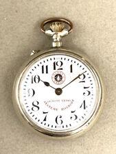 Montre gousset Suisse AUDAX LABOR - ROSKOPF c.1902 Antique pocket watch EBERHARD