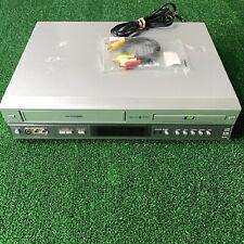 Toshiba SD-V280uA DVD / VCR Combo VHS Player Recorder Test Works
