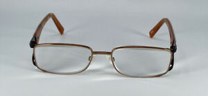 Ray Ban Optical RB1021T Gold/Brown/Orange Rx Eyeglasses 3040 47[]15 125 Frame