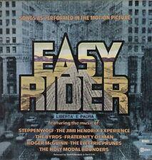 Easy Rider Steppenwolf, Byrds, Jimi Hendrix.. [LP]