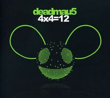 Deadmau5 - 4X4=12 [New CD] UK - Import