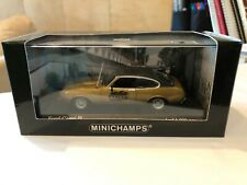 Minichamps 1:43 Ford Capri II Limited Edition 1 of 1000 pcs