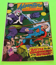 1968 ADVENTURE COMICS #366 BATTLE FOR THE CHAMPIOSHIP SUPERBOY  LEGION FREE SHIP