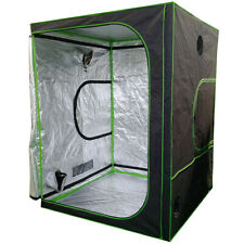 New Premium Quality Grow Tent 600D Indoor Hydroponics Bud Box Dark Room Any Size