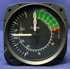 PIPER CABIN-ALT/DIF PRESS/VERT SPEED INDICATOR PN: 602-278 *NEW*