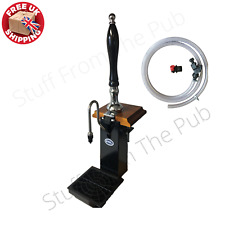 More details for *new* - hand pull beer pump - ewl 1/4pt - with bib connector - home bar - beer