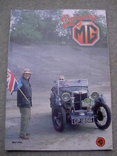 Enjoying MG (July 1993) MG RV8, Maestro, SU Carburettor, MGB Quarterlight repair