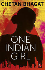 One Indian Girl (English) - Paperback - Chetan Bhagat - Novel - Fiction - India