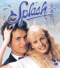 Splash 1984 PG fantasy romantic comedy movie, new DVD Tom Hanks, Daryl Hannah,