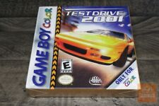 Test Drive: Cycles (Game Boy Color, GBC 2000) FACTORY SEALED! - RARE! - EX!
