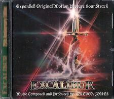 SC - EXCALIBUR (Complete Motion Score) / Trevor Jones