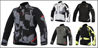 Alpinestars Andes Drystar V2 Motorcycle Bike Adventure Touring Jacket|All Color|