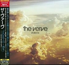 THE VERVE - FORTH [CD/DVD] USED - VERY GOOD CD