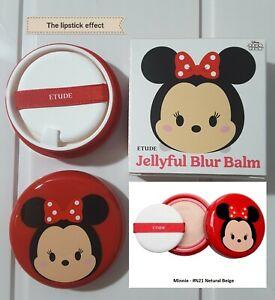 Etude House X Disney - Minnie Jellyful Blur Balm # N21 Neutral Beige